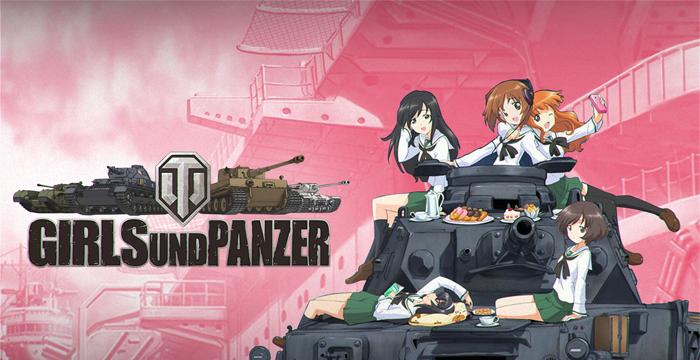 Girls und Panzer Mod